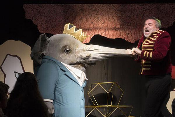 Babarman, mon cirque pour un royaume